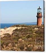 Gay Head Lighthouse Canvas Print
