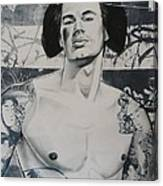 Gaysha Canvas Print