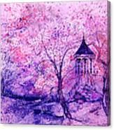 Gazebo IIII Canvas Print