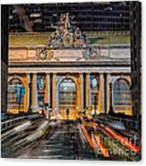 Gct From Park Ave Canvas Print
