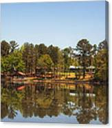Gee's Bend Alabama Canvas Print