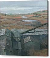 Geevor Tin Mine Canvas Print
