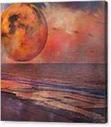 Gemini Rise Canvas Print