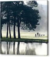 Genegantslet Golf Club Canvas Print
