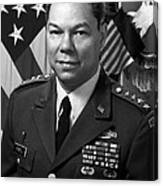 General Colin Powell Canvas Print