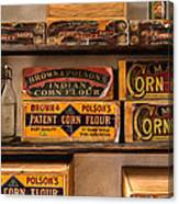 General Store 2 Canvas Print