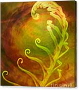 Gensis Canvas Print
