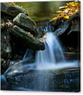 Gentle Little Falls Canvas Print