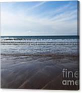 Gentle Waves Canvas Print