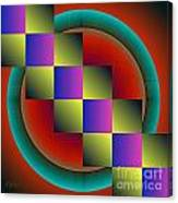Geometrca 203 Canvas Print