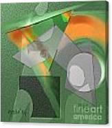 Geometrca 240 Canvas Print