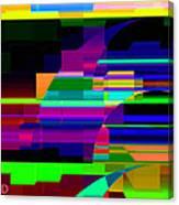 Geometric Dream Canvas Print