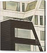 Geometric Shapes In Architecture Canvas Print