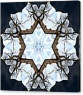 Geometry Tree Canvas Print