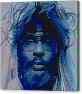 George Clinton Canvas Print