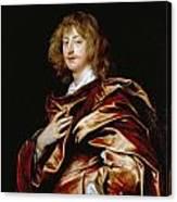 George Digby Canvas Print