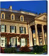 George Eastman House Hdr Canvas Print