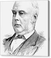 George Glyn (1824-1887) Canvas Print