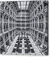 George Peabody Library II Canvas Print