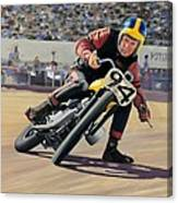 George Roeder 1965 Canvas Print