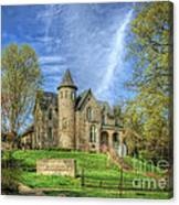 George W. Campbell Home Canvas Print