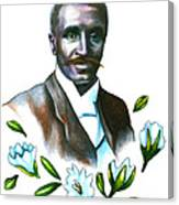 George Washington Carver Canvas Print