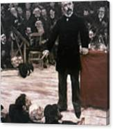 Georges Clemenceau (1841-1929) Canvas Print