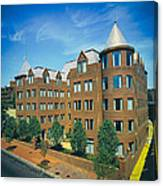 Georgetown Apartments - 1980s Canvas Print