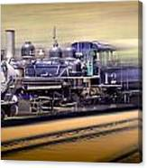 Georgetown Loupe Railroad Canvas Print