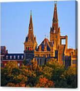 Georgetown University Canvas Print