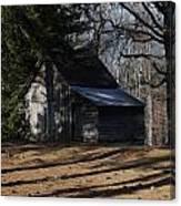 Georgia Barn Canvas Print