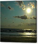 Georgia Coast Sunrise Canvas Print