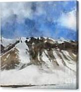 Georgia Gruzia Canvas Print