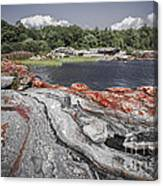 Georgian Bay Vi Canvas Print