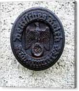 German Reich Seal Canvas Print