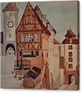 Germany1 Canvas Print