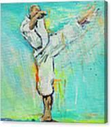 Gertjan Sensei Canvas Print