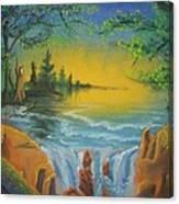 Getaway #333 Canvas Print