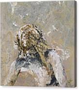 Getsemani Canvas Print