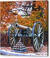 Gettysburg High Water Mark Canvas Print