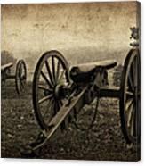 Gettysburg Revisited Canvas Print