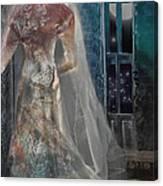Ghost Bride Canvas Print