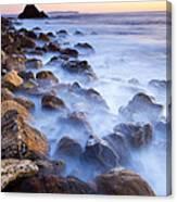 Ghost Coast  Canvas Print