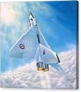 Ghost Flight Rl206 Canvas Print