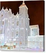 Ghost Manor Of Darkling Moor Canvas Print