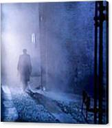 Ghost Of Love Canvas Print