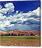 Ghost Ranch Canvas Print