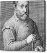 Giacomo Barozzi Da Vignola (1507-1573) Canvas Print