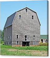 Giant Barn Canvas Print