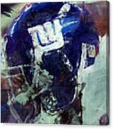 Giants Art Canvas Print
